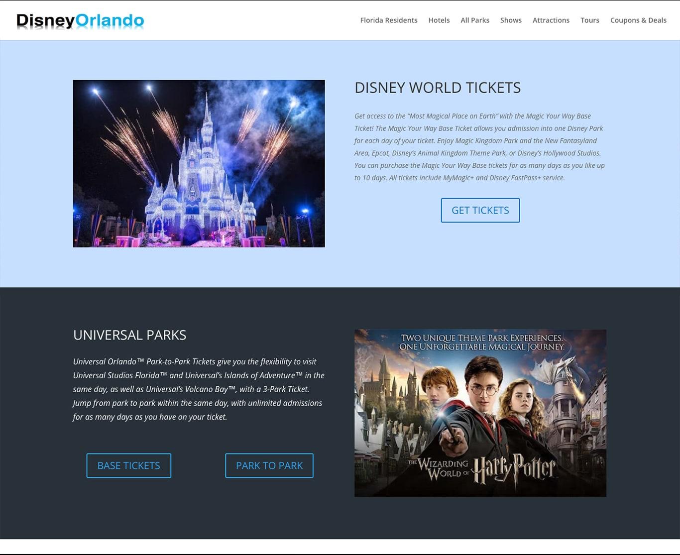 SEO продвижение сайтов в США-portfolio-seo-services-seotoptop.com-disney