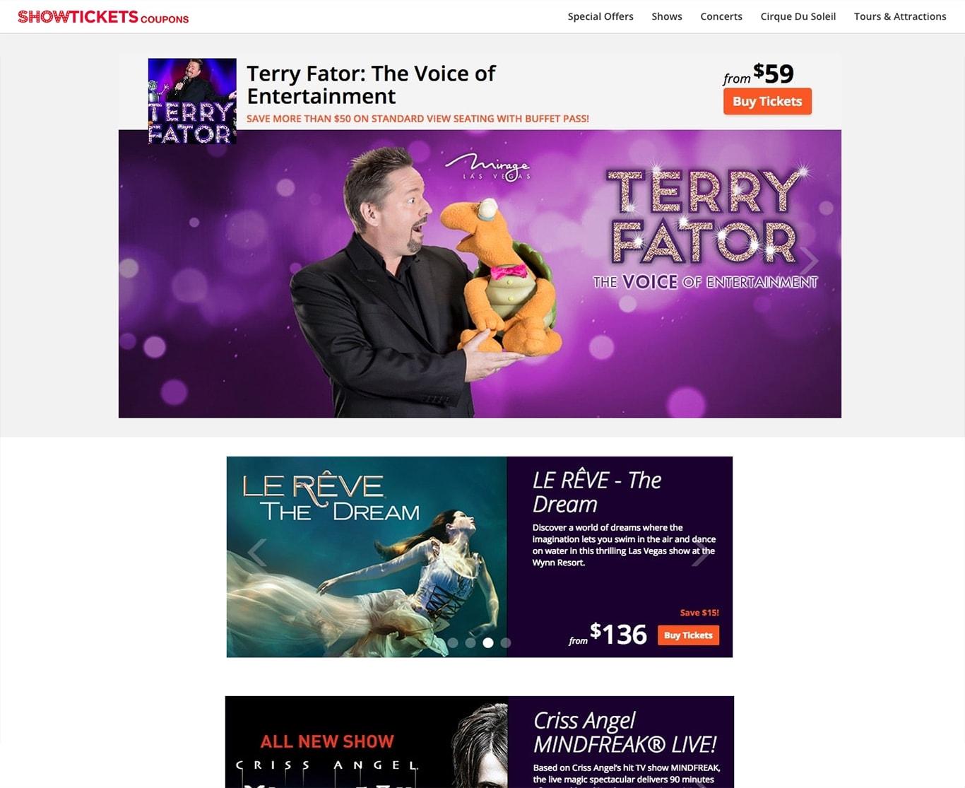 SEO продвижение сайтов в США-portfolio-seo-services-seotoptop.com-showtickets